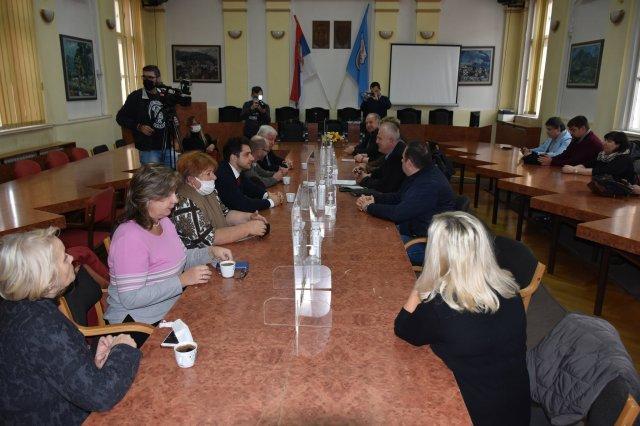 Делегација руских научника посетила општину Алексинац