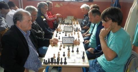Seoske olimpijske igre Srbije 2013: Šah