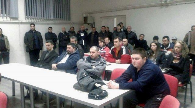 Одржан састанак Грађанске иницијативе