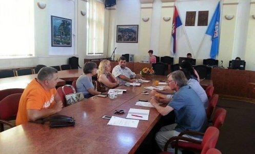 Конституисан Савет за здравље општине Алексинац