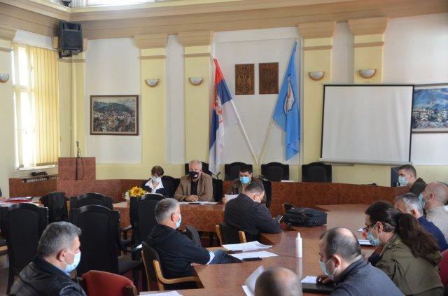 Седница Штаба за ванредне ситуације: Све је спремно за предстојећу зиму