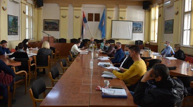 Usvojen akcioni plan za upis i evidentiranje imovine opštine Aleksinac