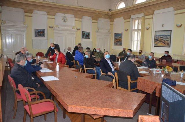 Епидемиолошка ситуација на територији општине Алексинац је погоршана