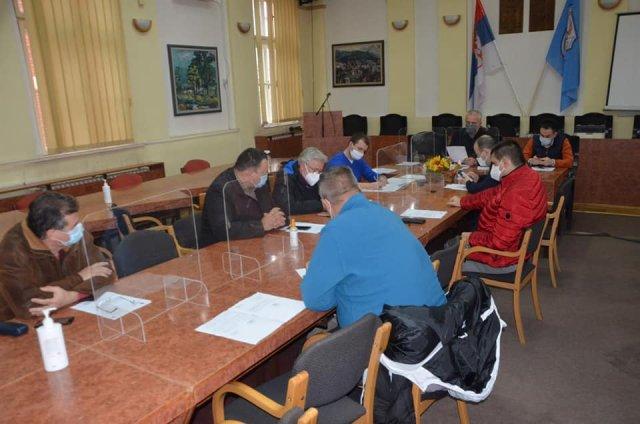 Примећује се благо успоравање епидемије на територији општине Алексинац