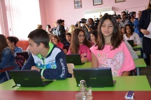 """Отворена """"школа будућности"""" у Алексиначком Руднику"""