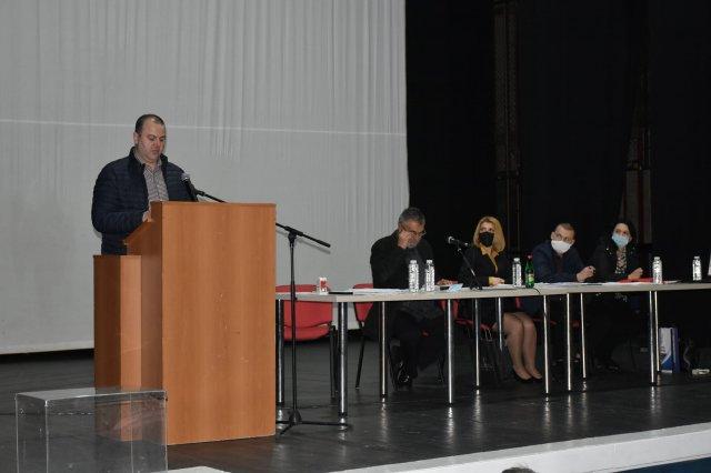 Одржана седница Скупштине општине Алексинац