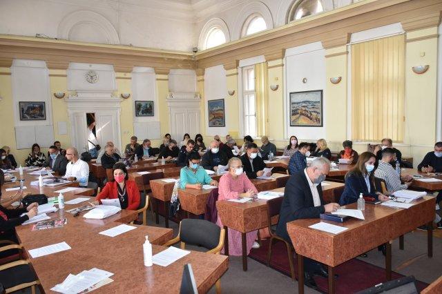 Одржана 12. седница Скупштине општине Алексинац