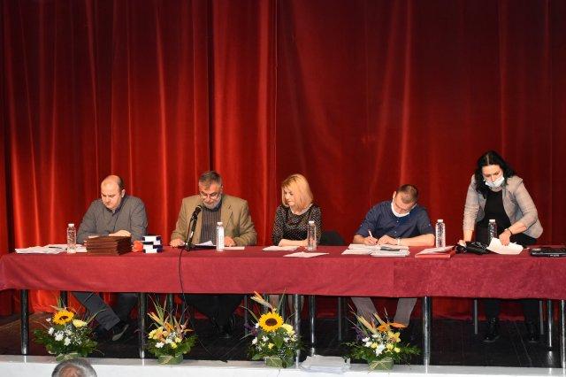 Скупштине општине доделила плакете и похвале