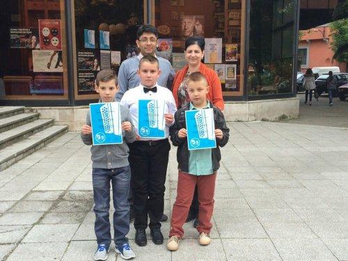 "Tri prve nagrade na ""Danima harmonike"""
