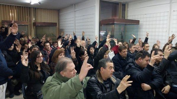Алексиначки Напредњаци једногласно дали подршку Александру Вучићу