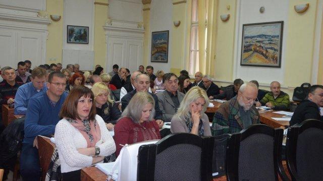 Одржана 17. седница Скупштине општине, расправаљано о раду и буџету