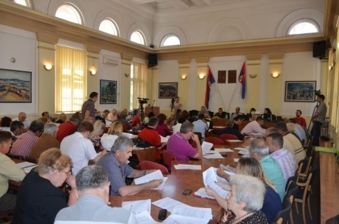 Održana sednica Skupštine