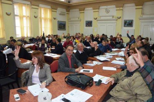 Održana 35. sednica Skupštine opštine Aleksinac