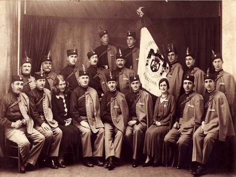 Соколи у Алексинцу 1911. - 1941.