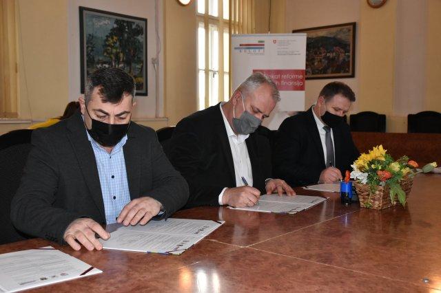 Општинe Алексинац, Варварин и Медвеђа потписали су Меморандум о сарадњи