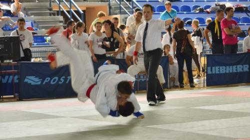 Одржан Џиу џицу турнир у Алексинцу