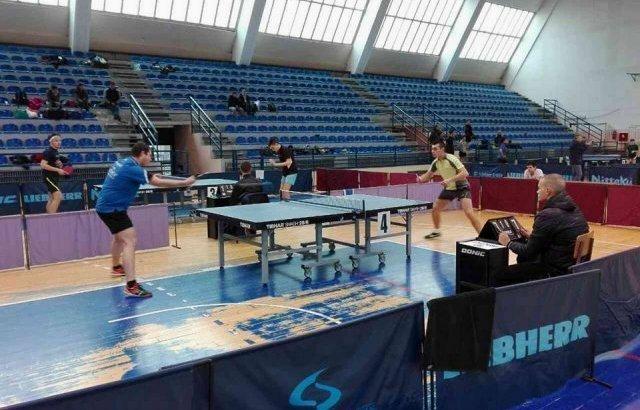 """5. Otvoreni novogodišnji stonoteniski turnir """"Aleksinac 2016"""""""