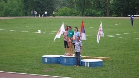 Dve medalje za Zekoviće