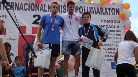 Нишки полумаратон 2013. и Финале купа