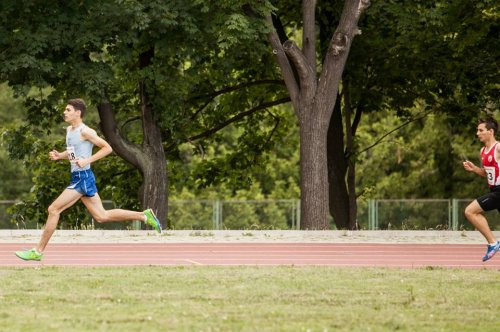 Николић вицешампион државе на 800 метара