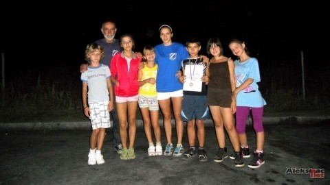 Mladi atletičari se vratili iz Jagodine sa medaljom