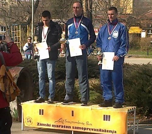 Predrag Kostić pobednik polumaratona u Nišu