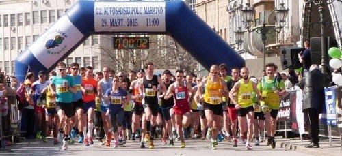 Kostić učestvovao na 22. Novosadskom polumaratonu