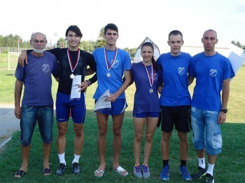 6 медаља за атлетичаре