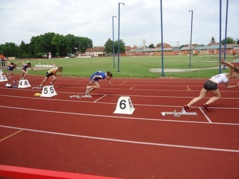 4 златне медаље за атлетичаре