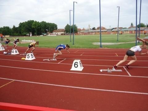 4 zlatne medalje za atletičare