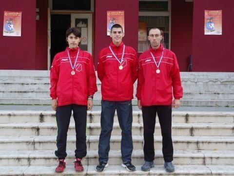 Atletika - Dimitrovgrad 2012.