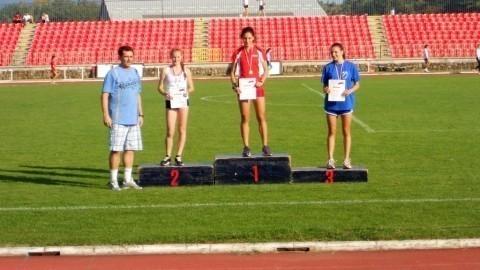 Резултати атлетичара на Купу Србије у Крагујевцу
