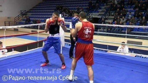 РТС: Боксерска ревија у Алексинцу