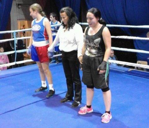 Одржана боксерска ревија у Алексиначком Руднику