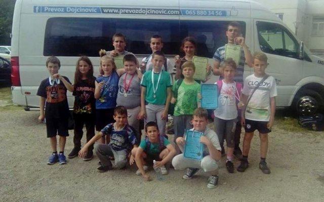 DžK Aleksinac učestvovao na turniru u Niškoj Banji
