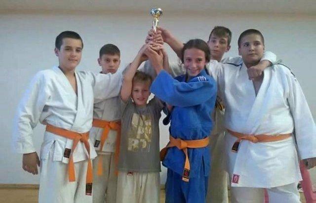 Džudo klub Aleksinac najbolja pionirska ekipa na turniru u Vrnjačkoj Banji