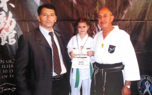Samo osam godina, a već 21 zlatna medalja