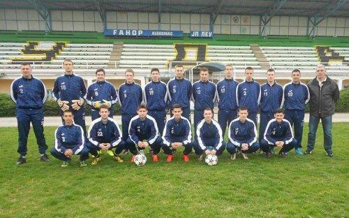 ФК Рудар, најмлађа екипа у нишкој зони