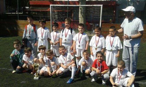 Mali Aleksinčani osvojili turnir usred Niša
