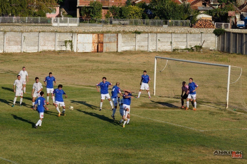 Fudbal: Rezultati 17. kola Zone i 16. kola Nišavske lige