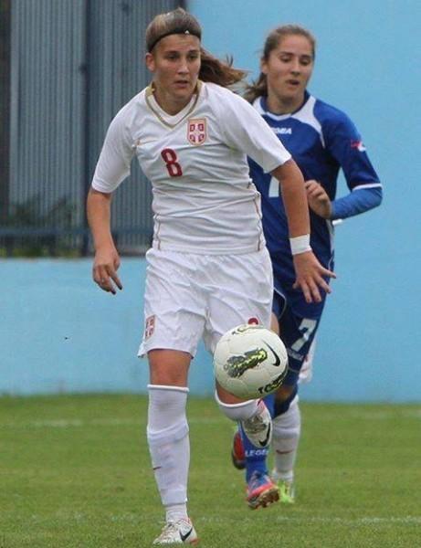 Јана играла за Црвену Звезду, а сада је на Новом Зеланду