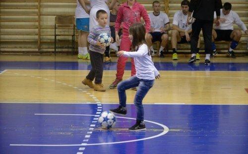 Novogodišnji program futsal lige