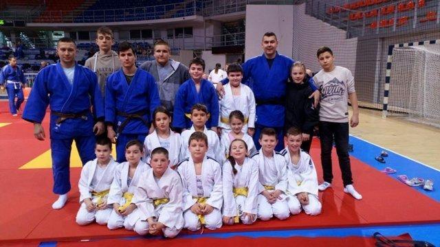Џудо клуб Алексинац успешно наступио у сениорским такмичењима