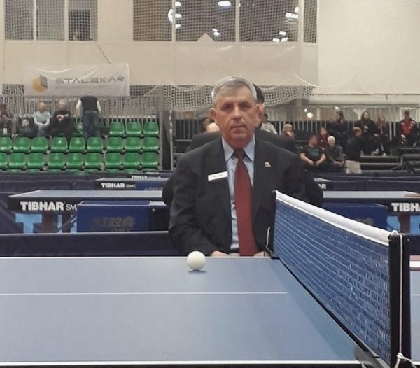 Jovan Živić u Varaždinu na Hrvatska Open ITTF turniru Premijum kategorije