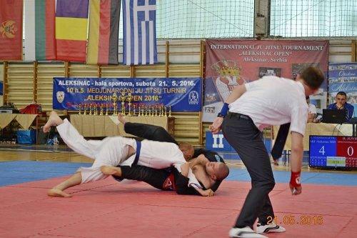 Извештај са Европског првенства у џу џитсу за сениоре у Пољској