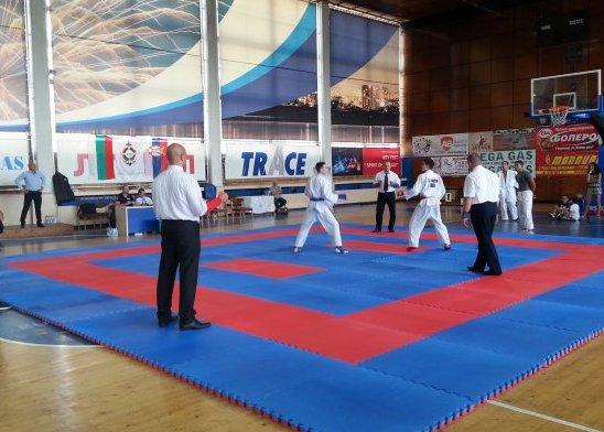 "У Бургасу одржан ""Black sea ju jitsu cup 2016"""