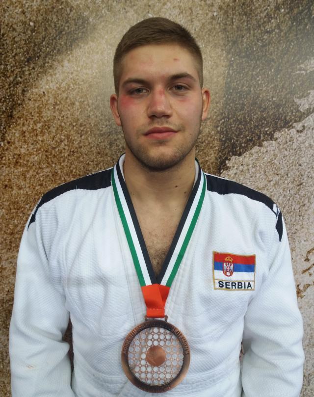 Filip osvojio medalju na Svetskom prvenstvu za juniore u Abu Dabiju