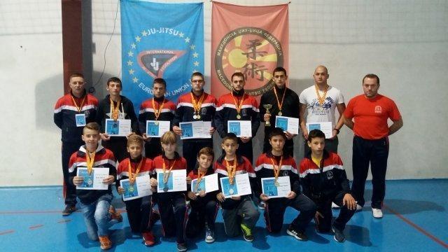 """N&F učestvovao na 6. Međunarodnom turniru """"Skoplje Open 2016"""""""