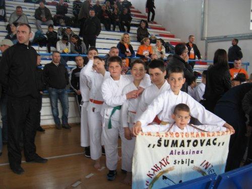 Zlatna medalja za KK Šumatovac