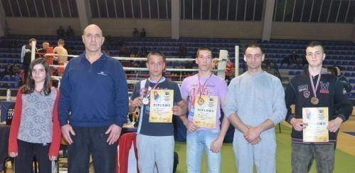 Počela Kik boks sezona turnirom u Aleksincu